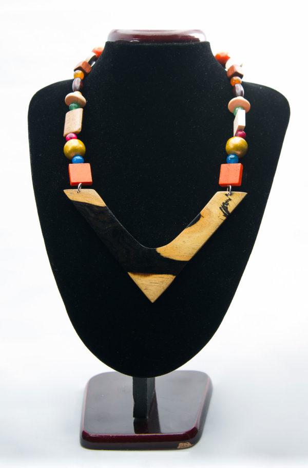bijoux africain collier Elyzoe