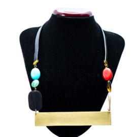 bijoux ethniques collier Elyzoe